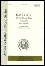 God Is King [SATB]